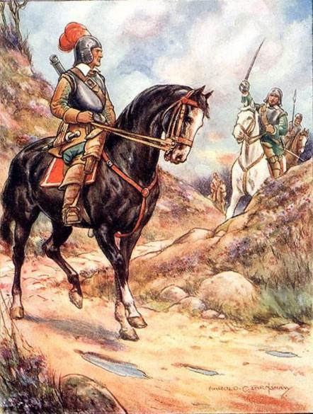Иллюстрация 1 из 54 для Талисман и другие истории - Вальтер Скотт | Лабиринт - книги. Источник: Лабиринт