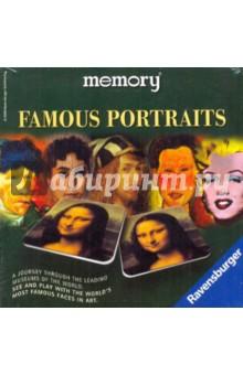 Настольная игра Портреты известных людей. Игра Мемори (264728)