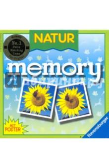 Настольная игра  Мемори. Природа (261413)