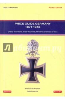 Каталог орденов и знаков Германии 1871-1945