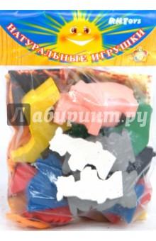 """Волшебный мешочек """"Животные"""" цветные (Д-418)"""