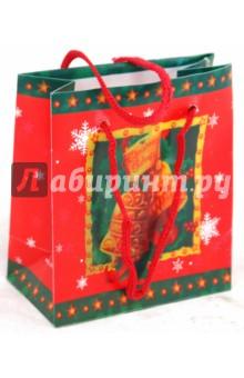 Пакет новогодний (070715-7)