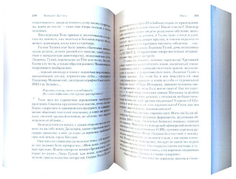 Иллюстрация 1 из 5 для Ожог - Василий Аксенов | Лабиринт - книги. Источник: Лабиринт