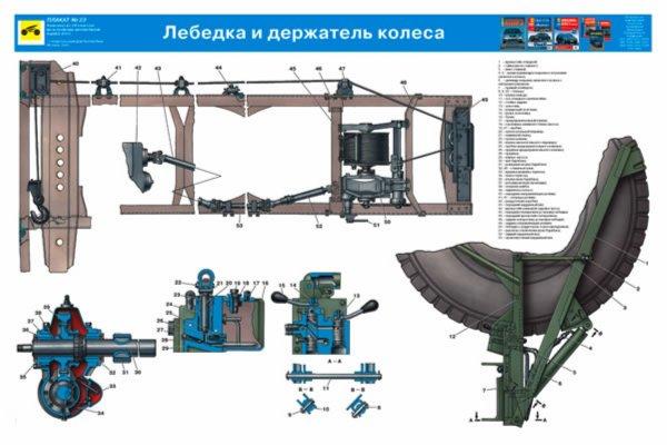 Устр. КАМАЗ-4310( комплект