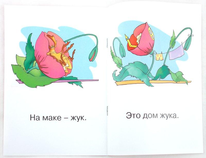Иллюстрация 1 из 13 для У дома луг. На лугу мак | Лабиринт - книги. Источник: Лабиринт