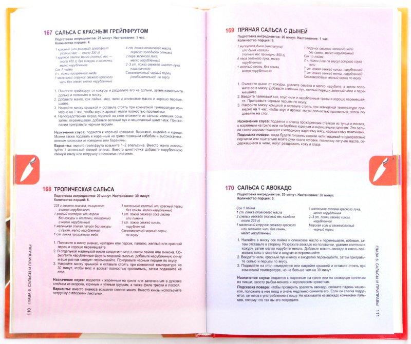 Иллюстрация 1 из 5 для Большая книга соусов: 365 рецептов соусов, быстрых и легких в приготовлении - Энн Шисби | Лабиринт - книги. Источник: Лабиринт