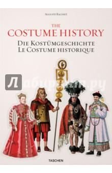 Auguste Racinet, The Costume History