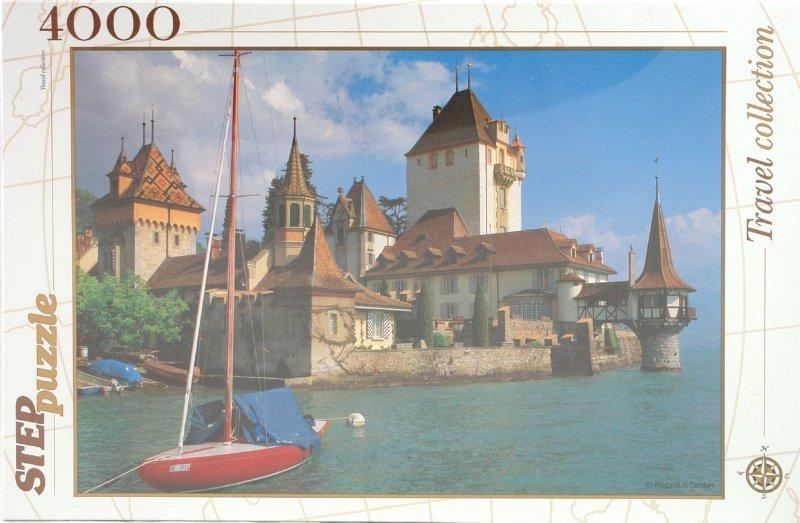 Иллюстрация 1 из 4 для Step Puzzle-4000. Швейцария. Оберхофен (85400) | Лабиринт - игрушки. Источник: Лабиринт