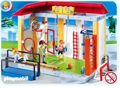 Иллюстрация 1 из 3 для Спортивный зал (4325) | Лабиринт - игрушки. Источник: Лабиринт