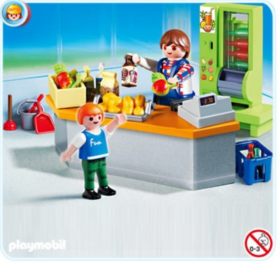 Иллюстрация 1 из 3 для Школьное кафе (4327) | Лабиринт - игрушки. Источник: Лабиринт