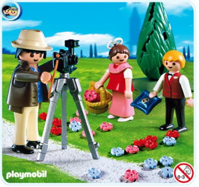 Иллюстрация 1 из 8 для Фотограф и дети с цветами (4299) | Лабиринт - игрушки. Источник: Лабиринт