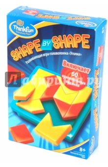 Уголки Shape by shape (5941) Thinkfun