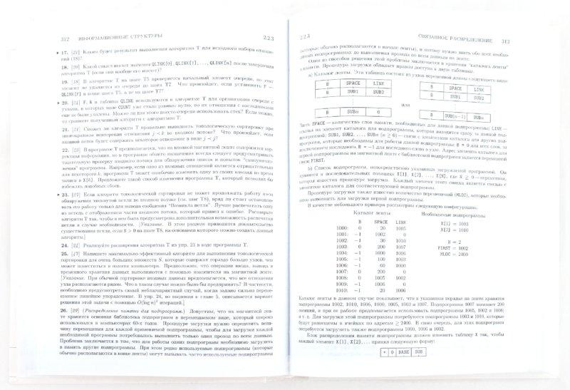 Иллюстрация 1 из 6 для Искусство программирования. Том 1. Основные алгоритмы - Дональд Кнут | Лабиринт - книги. Источник: Лабиринт