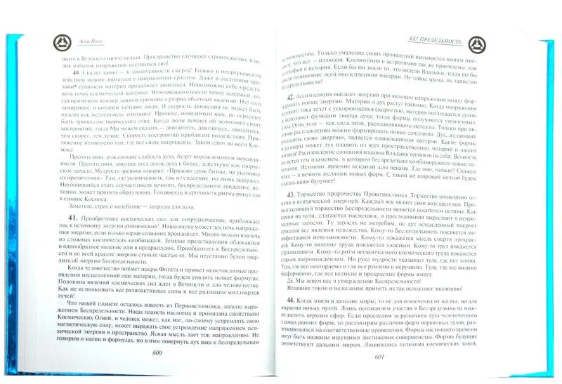 Иллюстрация 1 из 10 для Агни Йога с комментариями. Том 1 | Лабиринт - книги. Источник: Лабиринт