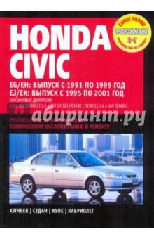 Honda Civic с 1991-2001 г.