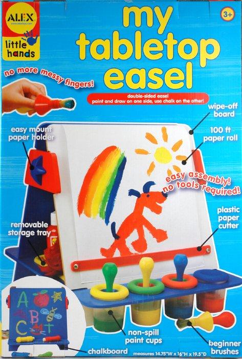 Иллюстрация 1 из 2 для Двусторонняя доска для рисования (22WN) | Лабиринт - игрушки. Источник: Лабиринт