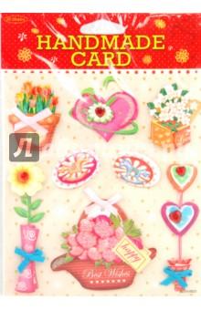 Наклейка детская (HM-1-Sticker) Ле Флэш
