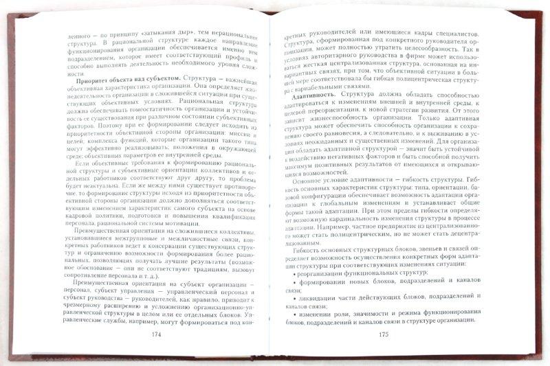 Иллюстрация 1 из 15 для Теория организации - Алиев, Варфоломеев, Алиев | Лабиринт - книги. Источник: Лабиринт
