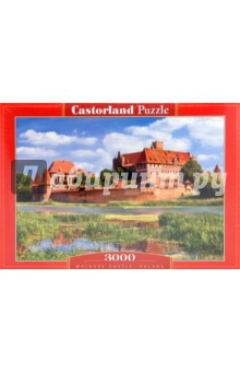 "Puzzle-3000. ""Замок, Польша"" (C-300211-М)"