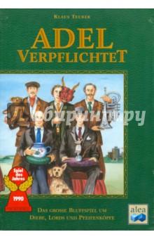 Настольная игра Adel Verpelichtet