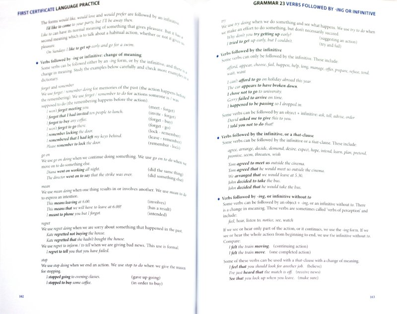 ����������� 1 �� 18 ��� FCE Language Practice. English Grammar and Vocabulary. New Edition with key ( +CD) - Michael Vince | �������� - �����. ��������: ��������