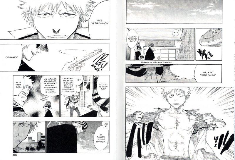 Иллюстрация 1 из 21 для Bleach. Книга 7. Сломанный меч - Тайто Кубо | Лабиринт - книги. Источник: Лабиринт