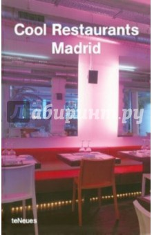 Cool Restaurants Madrid