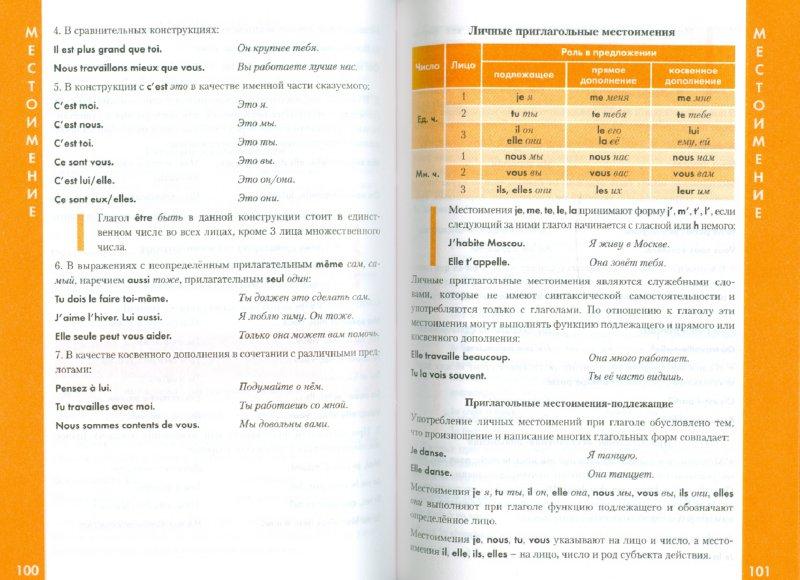 Иллюстрация 1 из 10 для Французский язык. Справочник по грамматике | Лабиринт - книги. Источник: Лабиринт