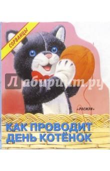 Лаврентьева Елена Как проводит день котенок