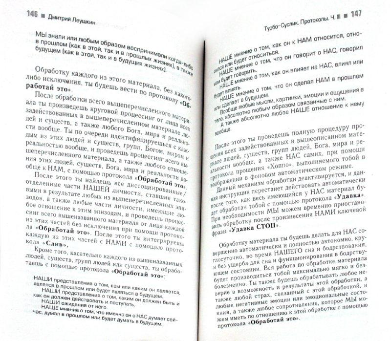 Иллюстрация 1 из 6 для Турбо-Суслик. Протоколы. Часть 3 - Дмитрий Леушкин | Лабиринт - книги. Источник: Лабиринт