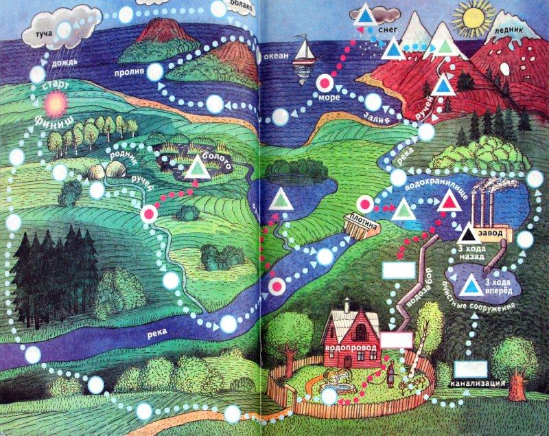Иллюстрация 1 из 11 для Окружающий мир. По Стране воды. Учебное пособие - Анна Леонтьева   Лабиринт - книги. Источник: Лабиринт