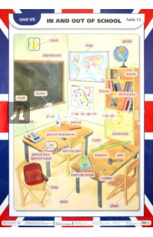 Английский язык. 3-й год обучения. 7 кл. Unit VII: In and out of school/Schools in England and wales