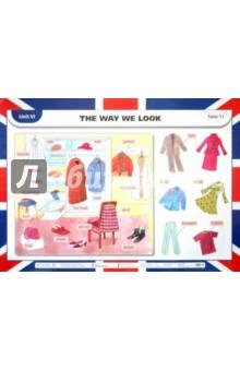Английский язык. 3-й год обучения. 7 класс. Unit VI: The way we look/Disjunctive questions