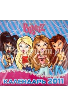 """Календарь 2011 """"Братц"""""""