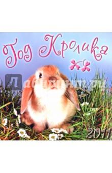 """Календарь 2011 """"Год кролика"""""""