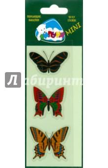 """Наклейки детские """"Бабочки 9"""" (BFmS009)"""