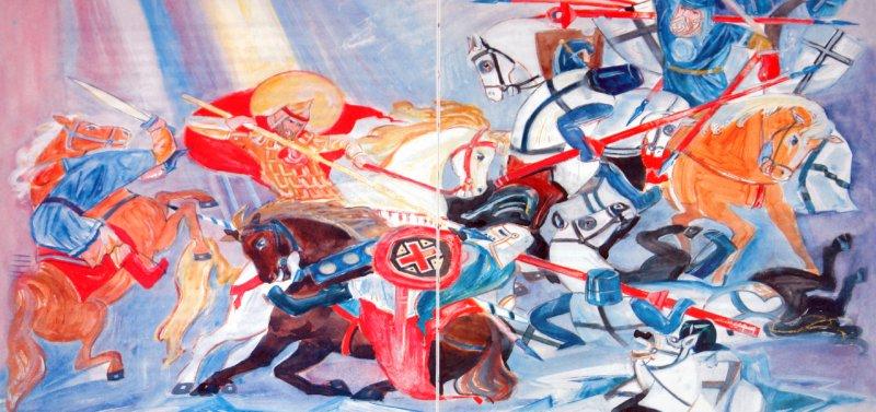 Иллюстрация 1 из 7 для Дима Куликов и Куликовская битва - Надежда Веселовская | Лабиринт - книги. Источник: Лабиринт