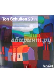 """Календарь 2011 """"Тон Шультен"""" (4541-7)"""