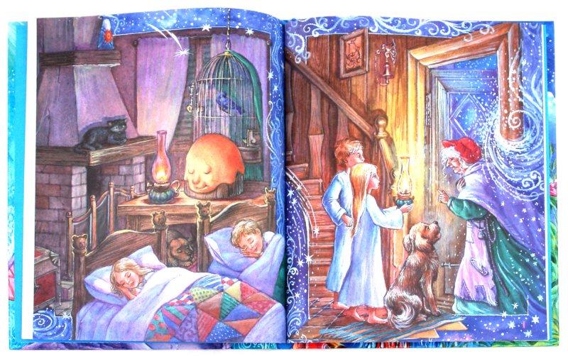Иллюстрация 1 из 19 для Синяя птица - Морис Метерлинк | Лабиринт - книги. Источник: Лабиринт