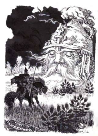 Иллюстрация 3 из 54 для руслан и людмила