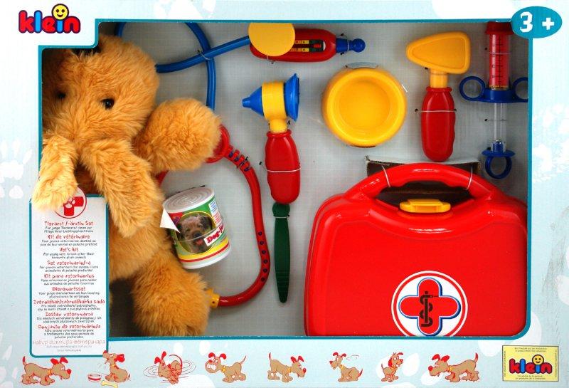 Иллюстрация 1 из 5 для Набор доктора-ветеринара с собачкой (4805Н) | Лабиринт - игрушки. Источник: Лабиринт