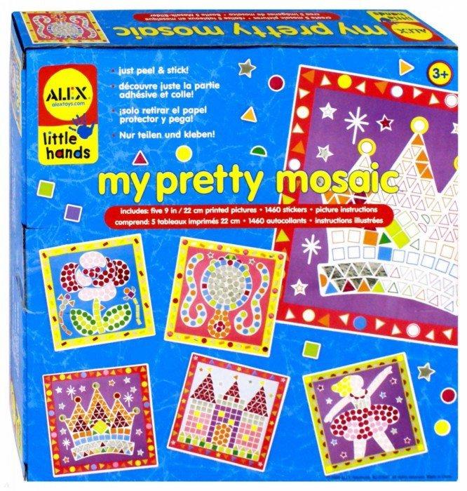 """Иллюстрация 1 из 6 для Мозаика """"Прелесть"""", от 3 лет (1404)   Лабиринт - игрушки. Источник: Лабиринт"""