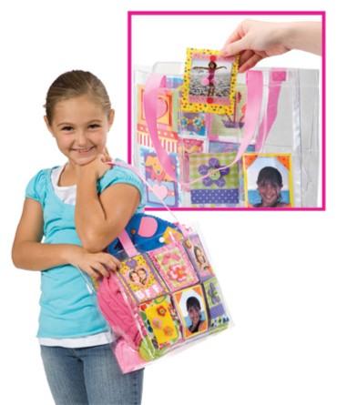 Иллюстрация 1 из 2 для Сумка-альбом с кармашками (393W)   Лабиринт - игрушки. Источник: Лабиринт