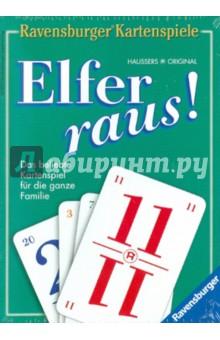 Настольная игра Одиннадцать / Elfer raus!
