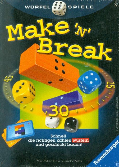 Иллюстрация 1 из 11 для Игра Make'n'Break (271573) | Лабиринт - игрушки. Источник: Лабиринт
