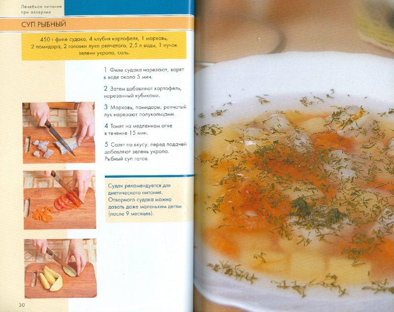 Иллюстрация 1 из 13 для Лечебное питание при аллергии | Лабиринт - книги. Источник: Лабиринт