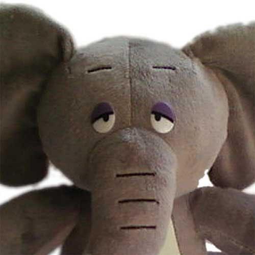 Иллюстрация 1 из 10 для Слоненок (25см) с чудо-карандашом (9505ART01-E) | Лабиринт - игрушки. Источник: Лабиринт