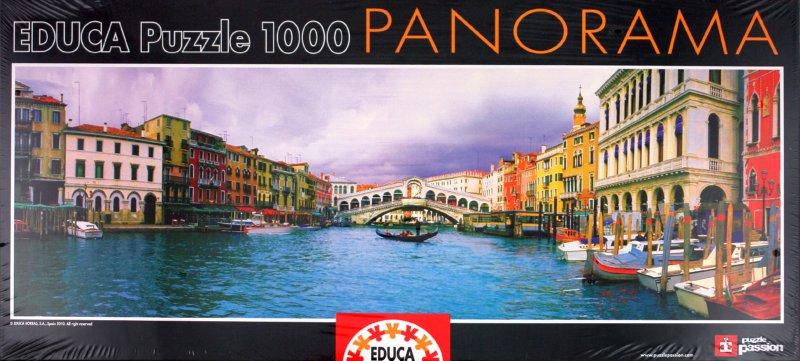 "Иллюстрация 1 из 4 для Пазл-1000 ""Венеция"" (панорама) (14532) | Лабиринт - игрушки. Источник: Лабиринт"