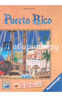 Настольная игра Puerto Rico