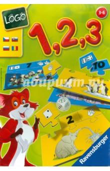 """Игра настольная """"Logo 1,2,3"""" (243716)"""